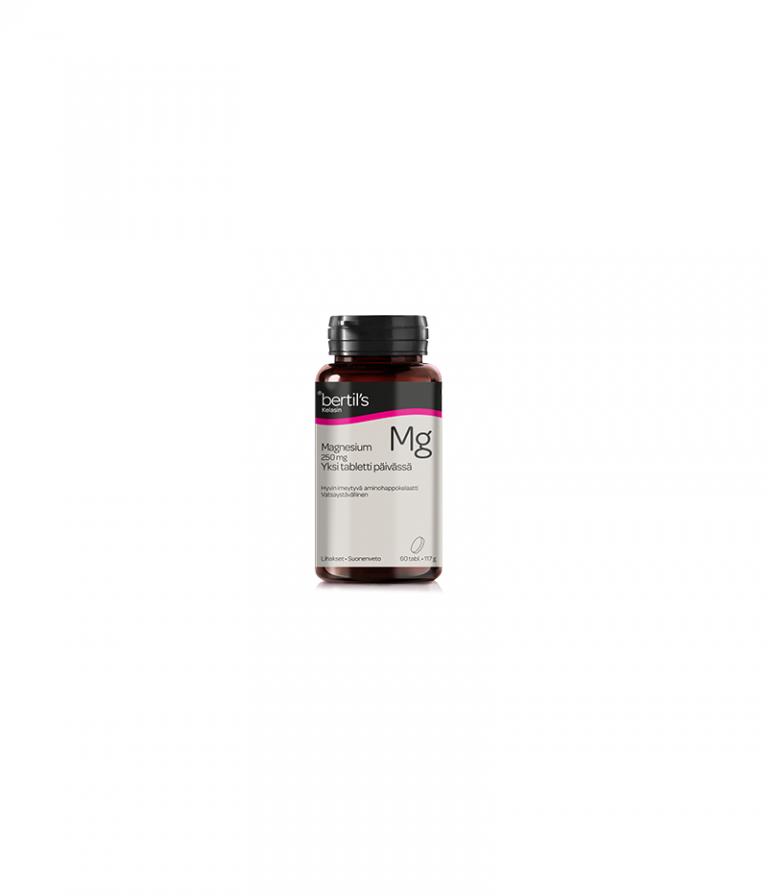 Hortus Medicus Bertils Kelasin Mg magneesium