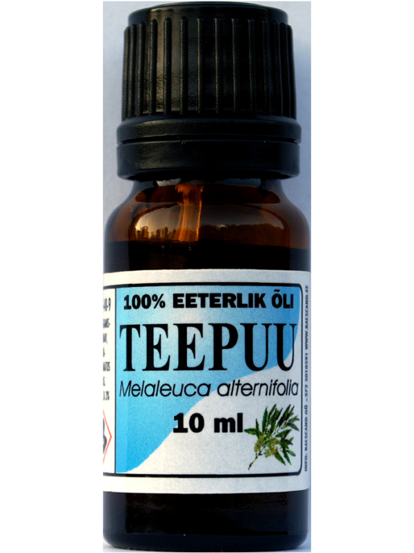 Hortus Medicus teepuuõli melaleuca alternifolia