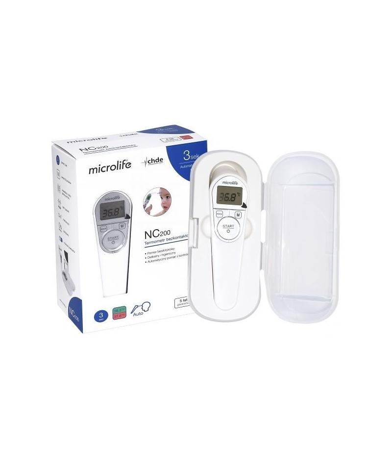 231fc97505b ... Hortus Medicus Microlife forehead kontaktivaba termomeeter NC200
