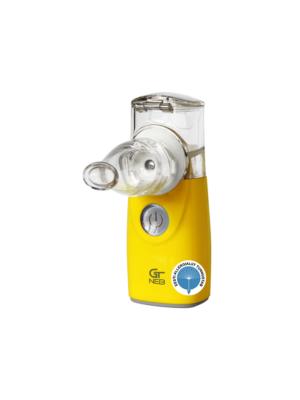 Hortus Medicus Ca-Mi GT NEB inhalaator kollane allergialiit tunnustab