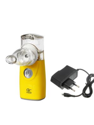 Hortus Medicus Ca-mi inhalaator GT Neb kollane adapteriga