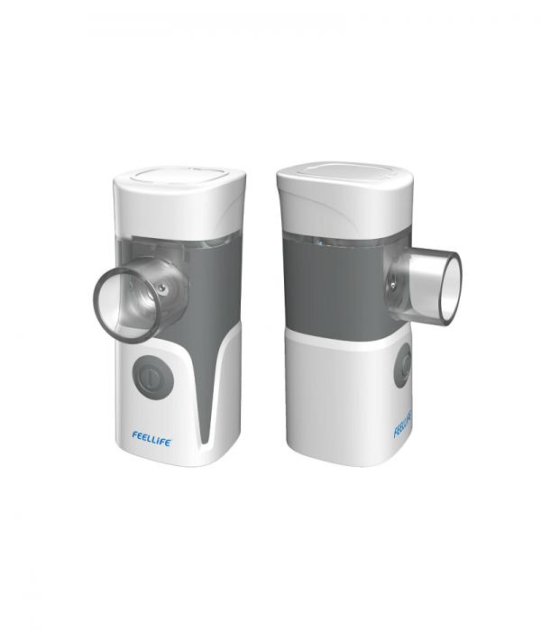 Hortus Medicus Feellife inhalaator nebulisaator Air Pro 4 hall võrktehnoloogia
