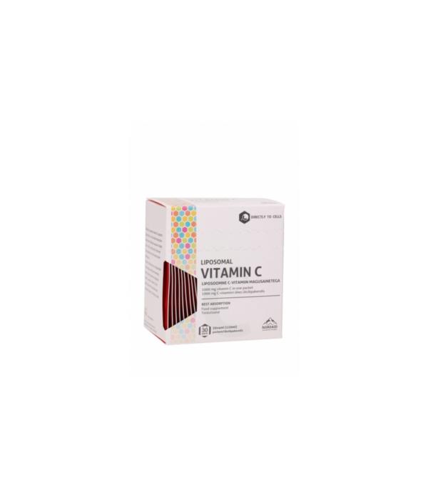 Hortus Medicus Nordaid Liposoomne vitamiin C 1000mg