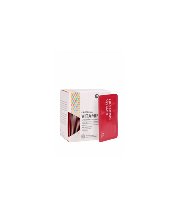 Hortus Medicus Nordaid Liposoomne vitamiin C 1000mg N30