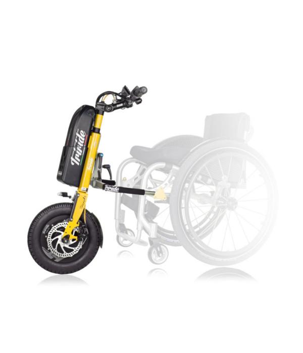 Hortus Medicus Triride ratastool elektriline special compact base